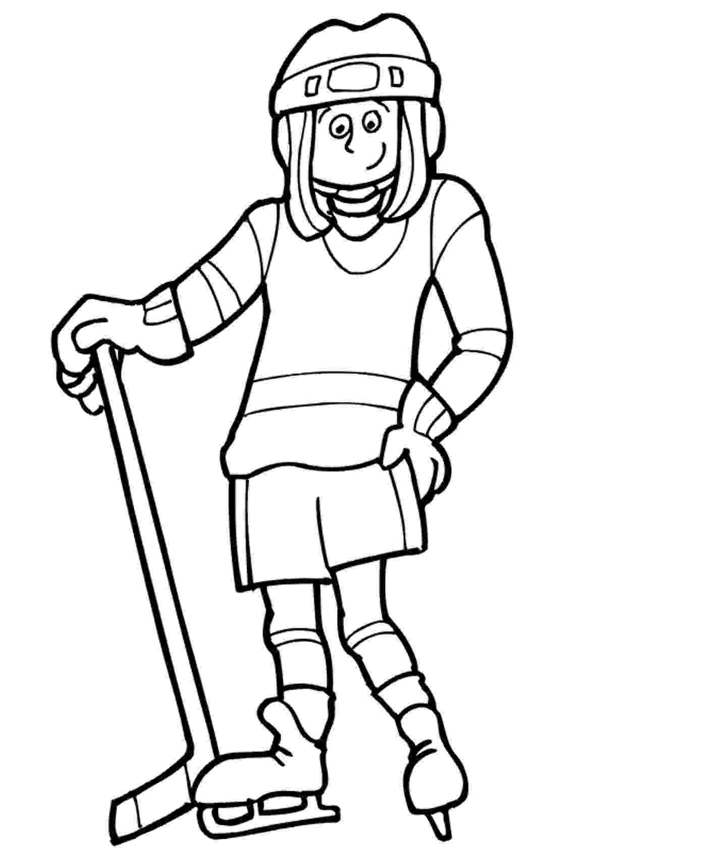 printable hockey coloring pages free printable hockey coloring pages for kids cool2bkids pages coloring printable hockey