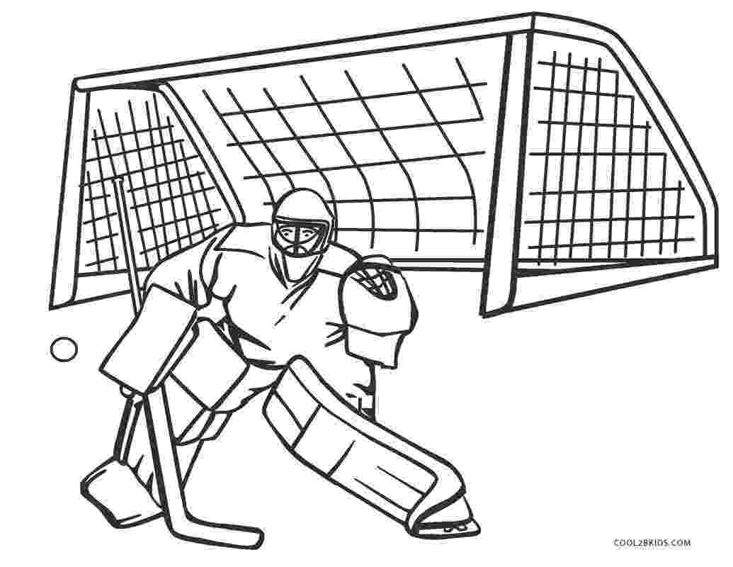 printable hockey coloring pages hockey coloring pages getcoloringpagescom coloring pages printable hockey