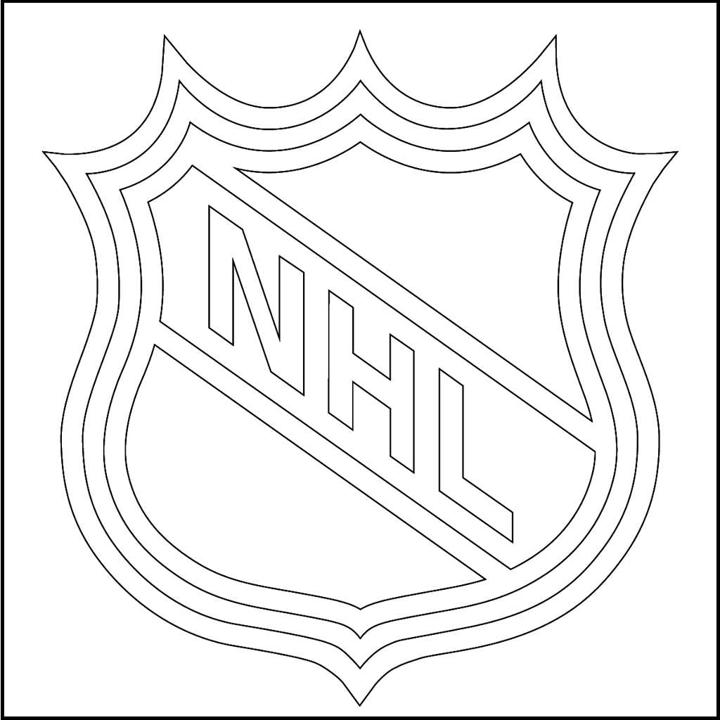 printable hockey coloring pages hockey coloring pages getcoloringpagescom printable hockey pages coloring