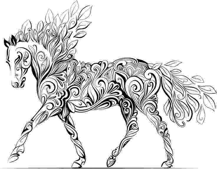 printable horse coloring pages for adults printable coloring page adult coloring pages horse horse printable adults for pages coloring