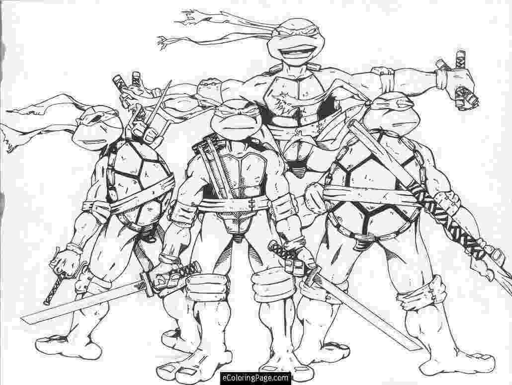 printable ninja turtle coloring pages ninja turtle color sheets teenage mutant ninja turtle printable