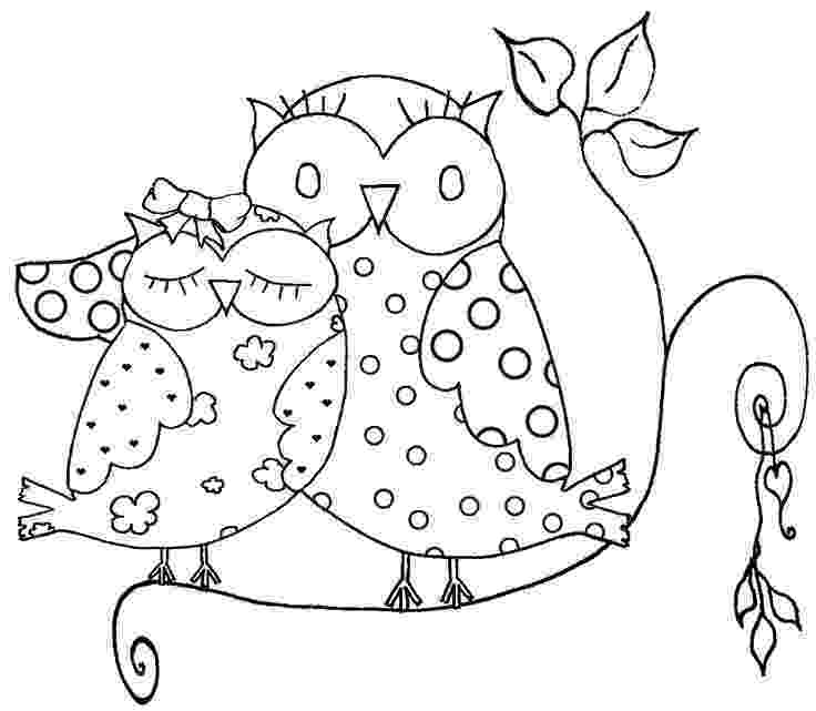 printable owls free printable owl coloring pages for kids cool2bkids printable owls