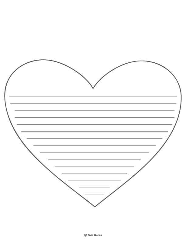 printable picture of a heart free printable heart coloring pages for kids cool2bkids a picture printable of heart