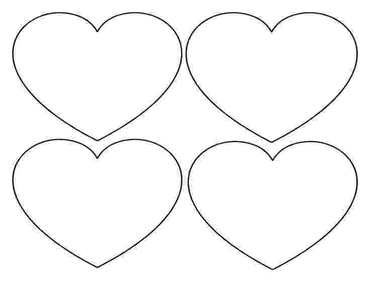 printable picture of a heart free printable heart templates diy 100 ideas picture printable heart a of