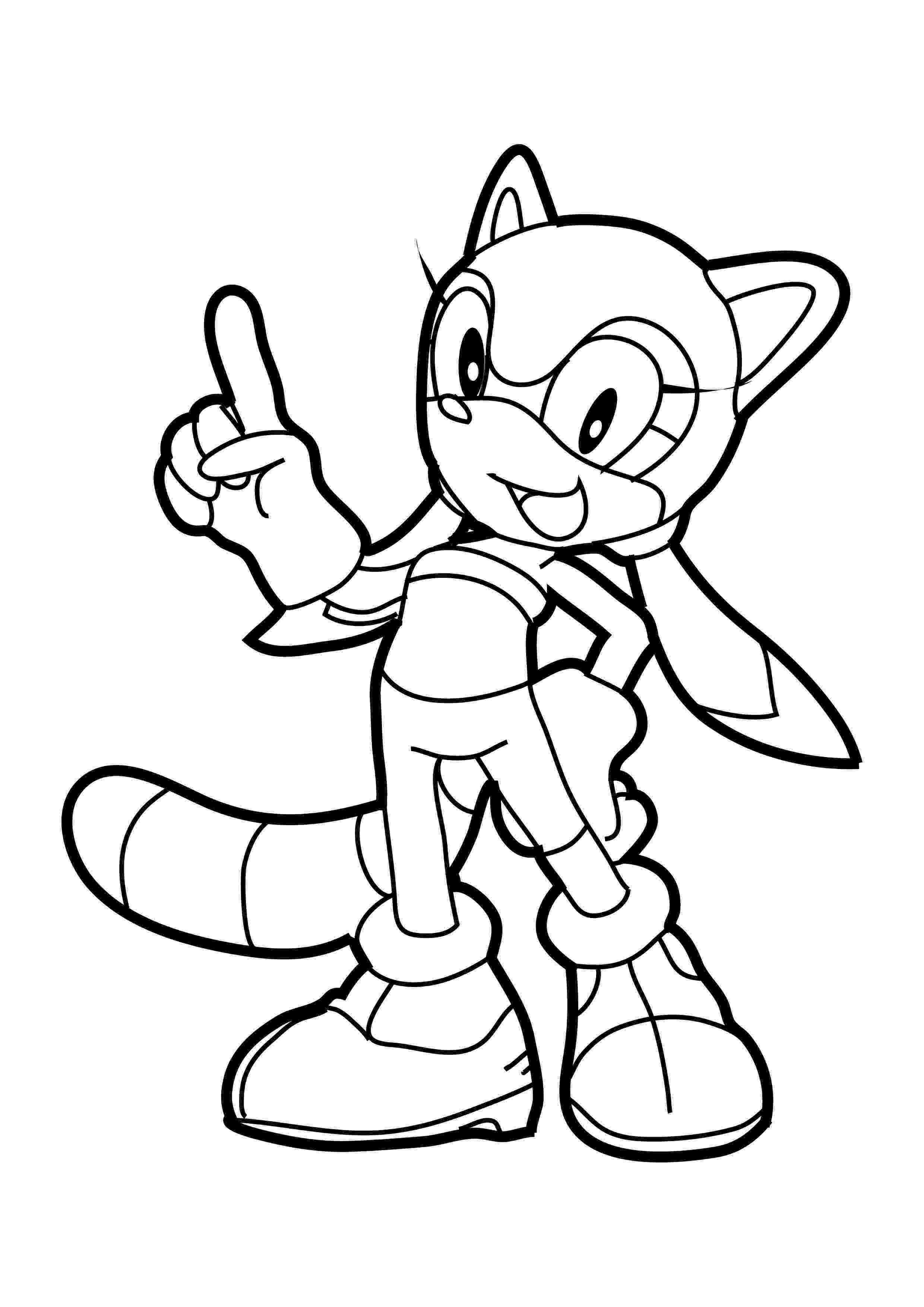 printable sonic coloring pages sonic coloring pages team colors printable coloring pages sonic