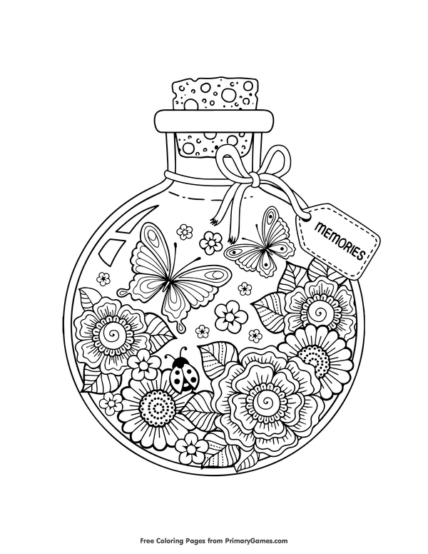 printable summer coloring pages for adults 12 free printable adult coloring pages for summer summer adults printable coloring pages for