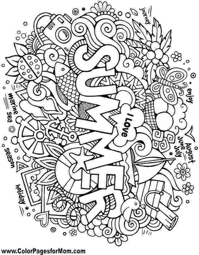 printable summer coloring pages for adults get this free summer coloring pages for adults to print coloring summer pages printable adults for