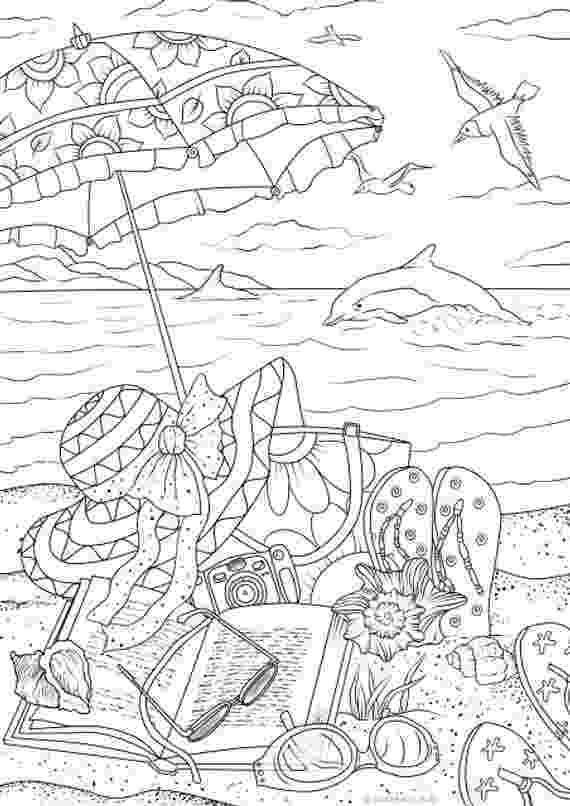 printable summer coloring pages for adults get this online summer printable coloring pages for adults for summer pages adults printable coloring