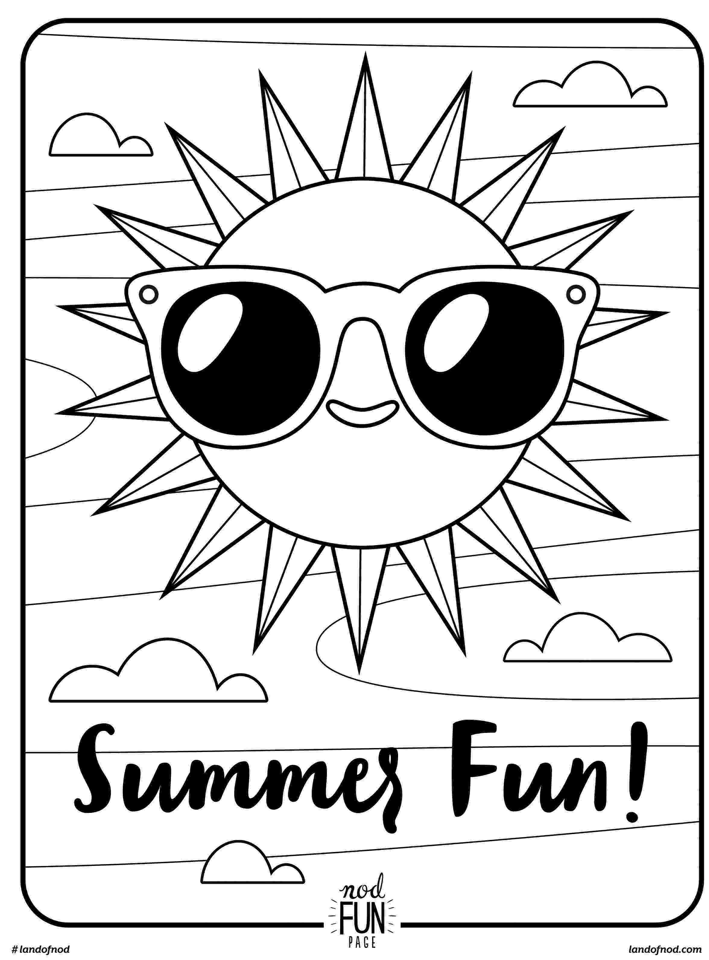 printable summer coloring pages for adults summer coloring pages for adults at getcoloringscom pages coloring summer adults for printable