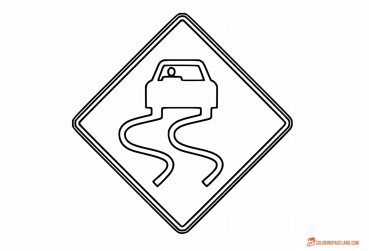 printable traffic signs coloring pages traffic signs coloring pages free downloadable printables signs traffic pages coloring printable