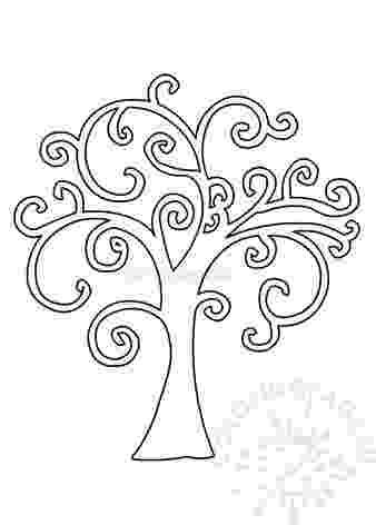 printable tree of life tree of life template printable coloring page of printable life tree