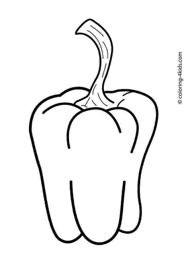 printable vegetables free coloring pages of vegetable gardens vegetables printable