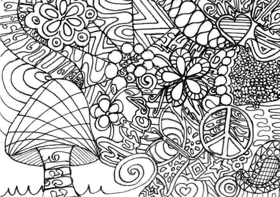 psychedelic colouring pages trippy mushroom coloring pages coloring home pages colouring psychedelic