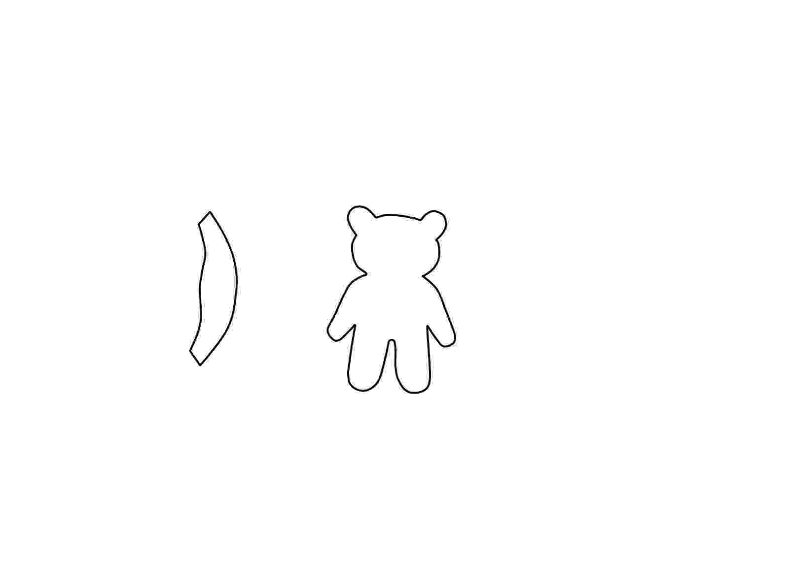 pudsey bear template printables plush by tammy pudsey bear template bear template pudsey printables