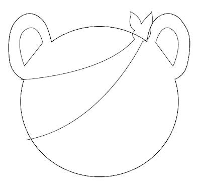 pudsey bear template printables pudsey bear template sketch coloring page bear printables template pudsey 1 1