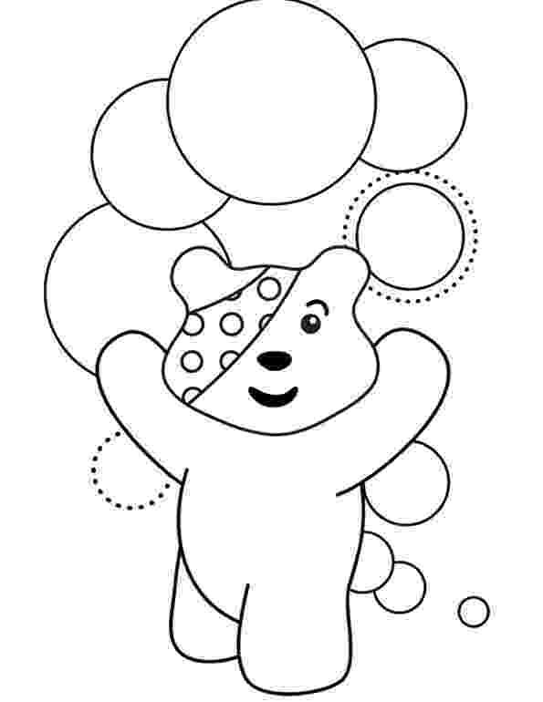 pudsey bear template printables pudsey emotions children in need children in need cakes pudsey printables bear template