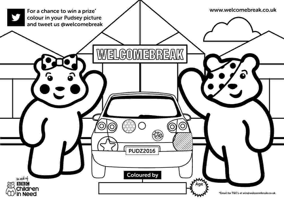 pudsey colouring pages pudsey bear colouring pages sketch coloring page pages pudsey colouring