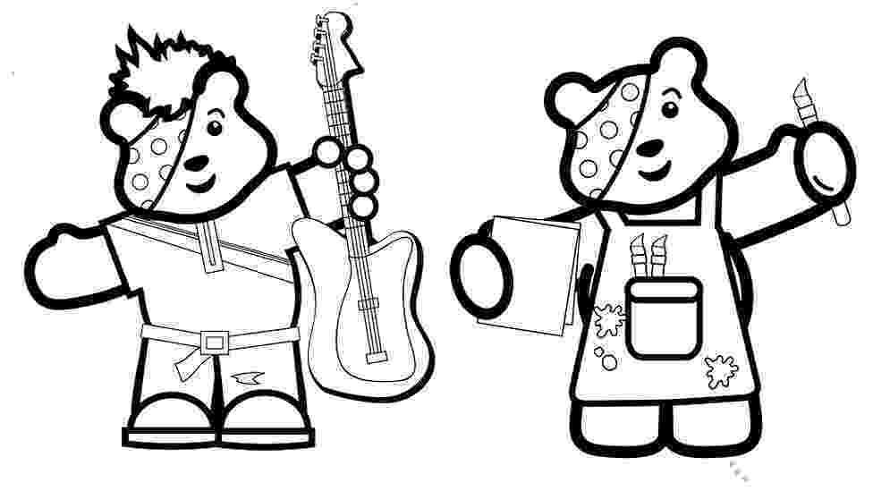 pudsey colouring pages pudsey bear free colouring pages pages pudsey colouring