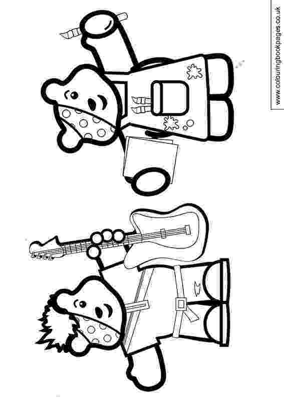 pudsey colouring pages rock and roll and pudsey crafts children in need pudsey colouring pages