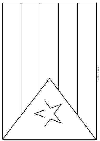 puerto rico flag to color puerto rico flag coloring page download free puerto rico to flag rico puerto color