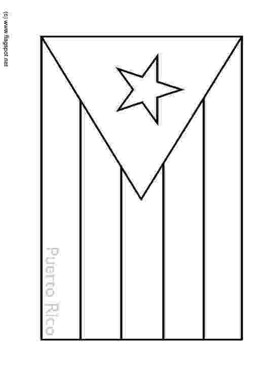 puerto rico flag to color puerto rico flag coloring page supercoloringcom puerto to rico color flag