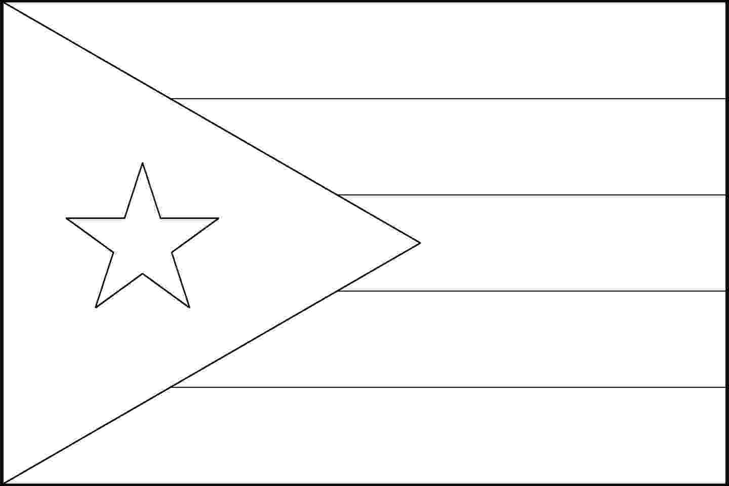 puerto rico flag to color puerto rico state flag color to puerto rico flag