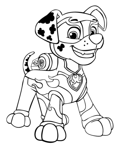 pup patrol coloring pages free printable paw patrol coloring pages for kids coloring pages patrol pup