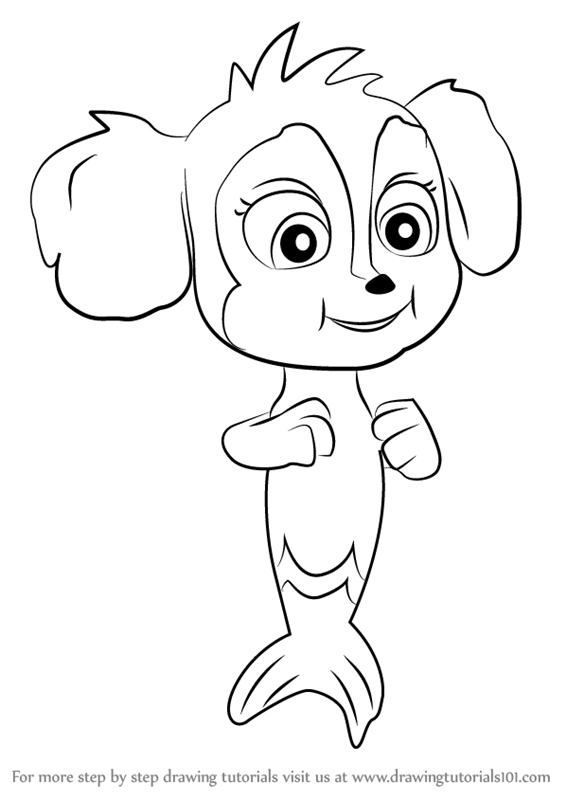 pup patrol coloring pages leon the paw patrol pup wolf prince leon diy coloring page coloring pup patrol pages