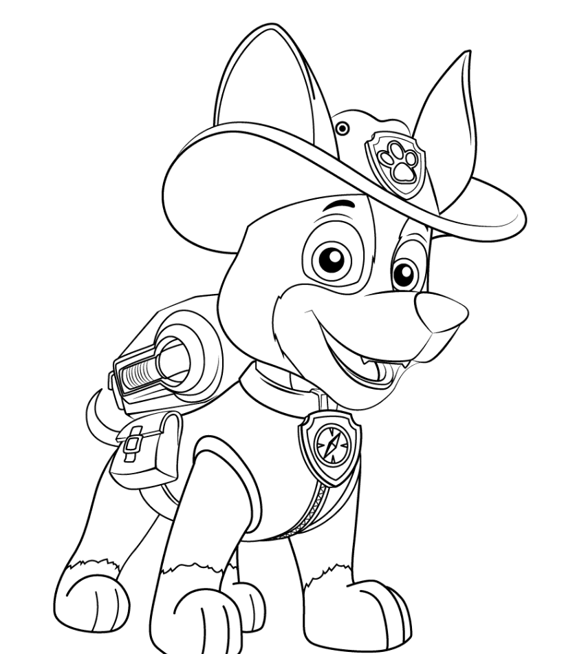 pup patrol coloring pages paw patrol coloring pages best coloring pages for kids patrol pages coloring pup