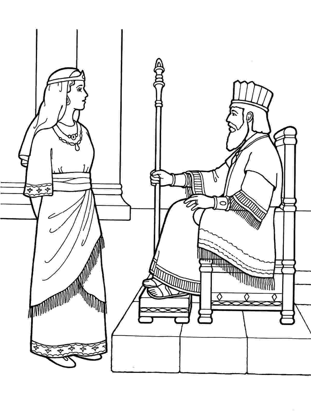 queen esther coloring pages king choose esther to be his queen esther coloring page queen esther coloring pages
