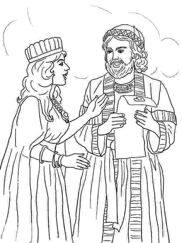 queen esther coloring pages queen esther and mordecai with kings edict coloring pages pages coloring queen esther