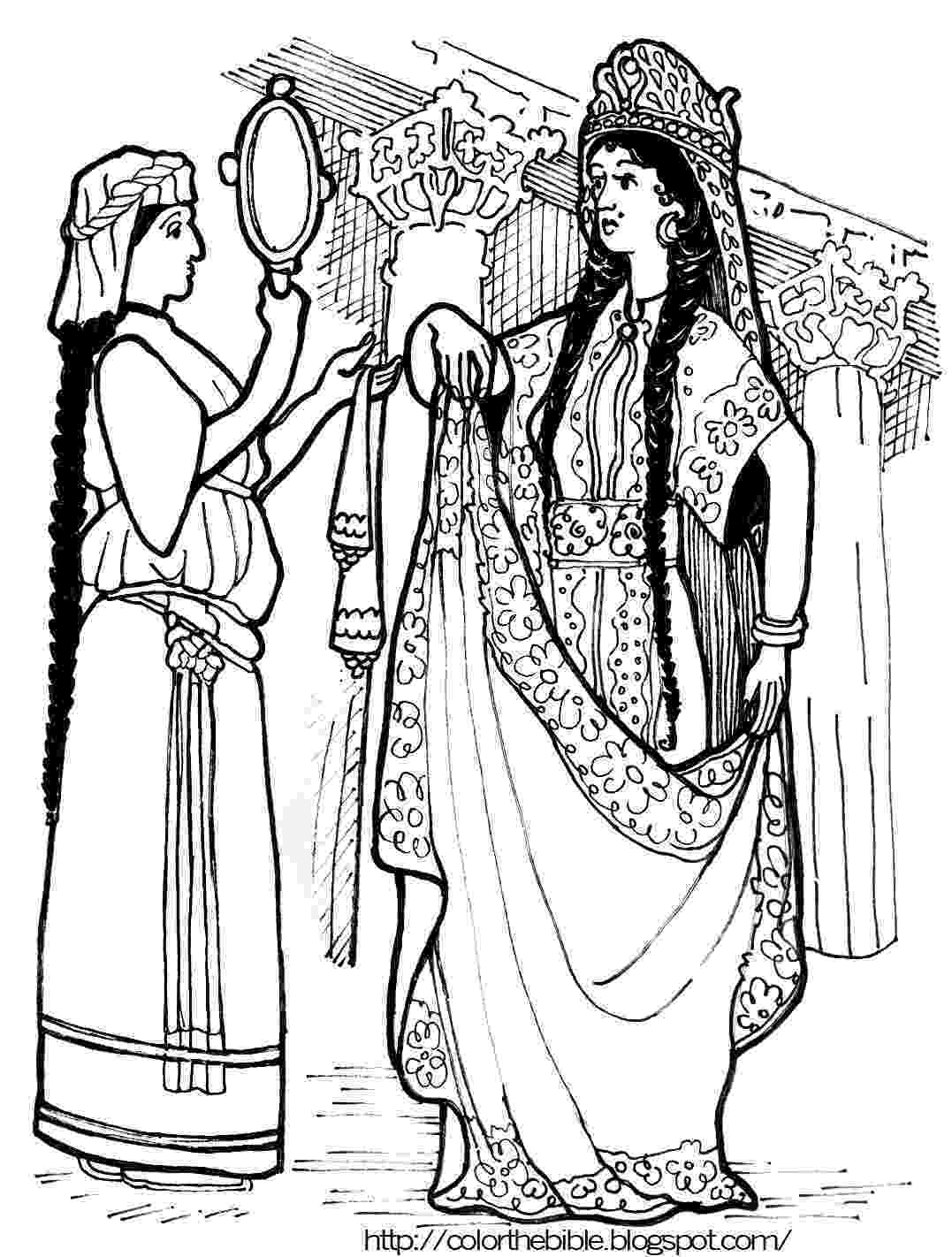 queen esther coloring pages queen esther coloring page sunday school coloring pages coloring esther pages queen