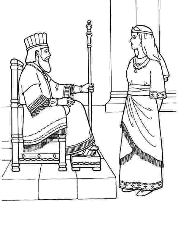 queen esther coloring pages quotstory of estherquot coloring page coloring pages queen esther