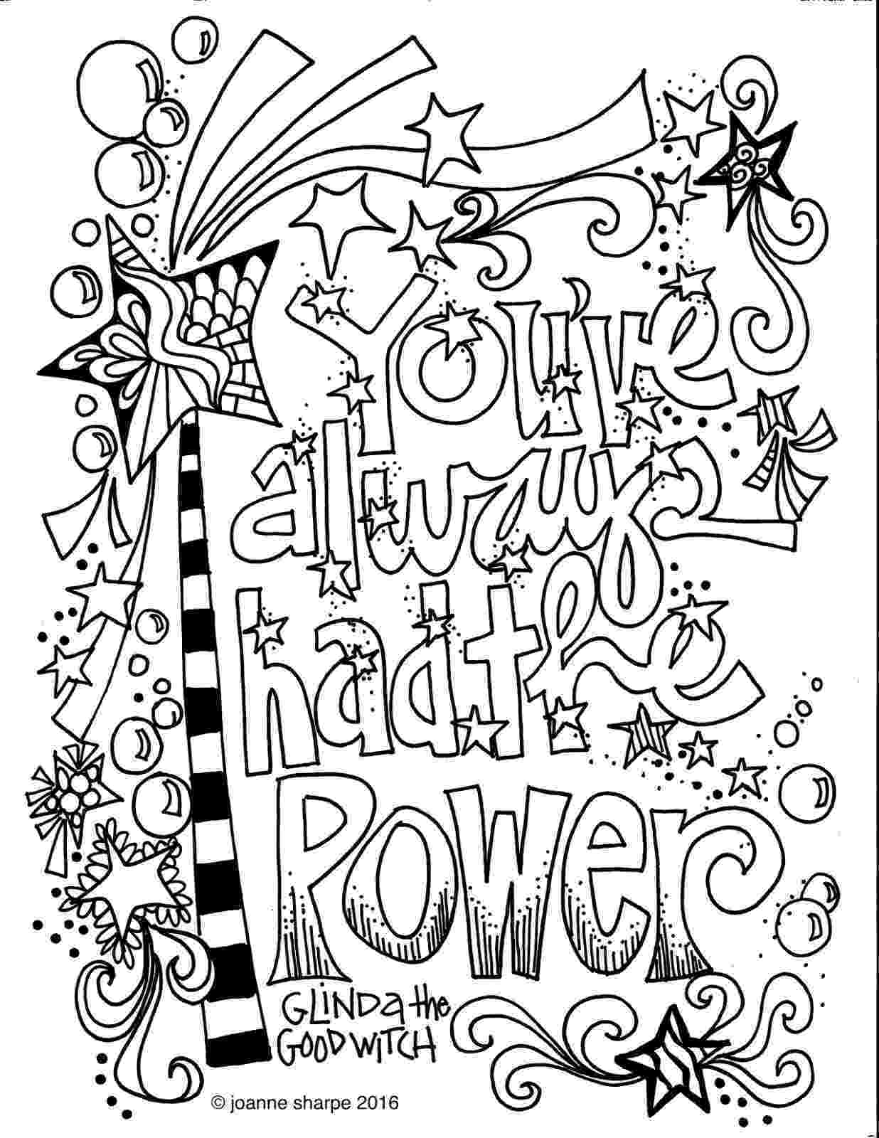 quote about coloring books free printable quote coloring pages for grown ups quote coloring books about