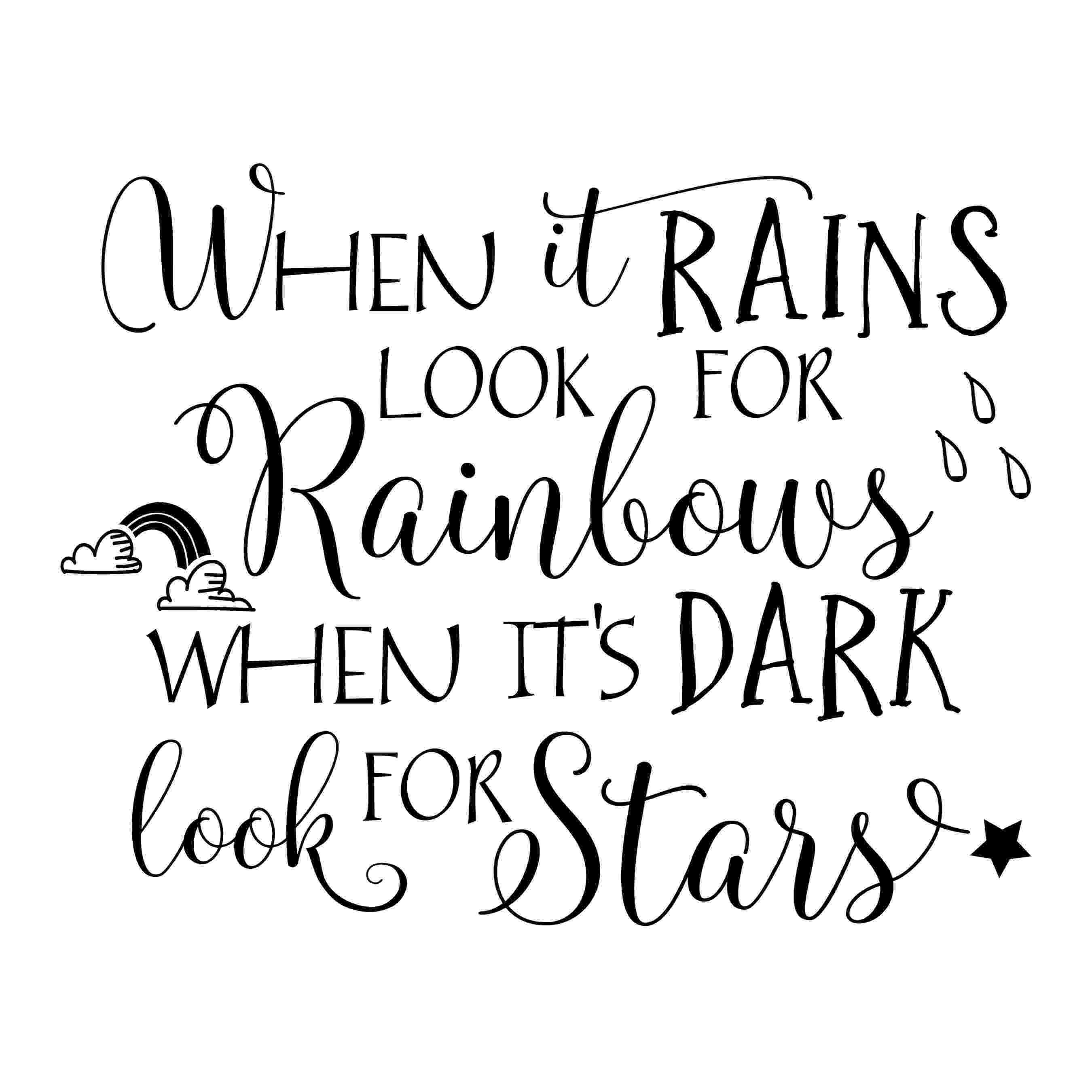 quote about colors of the rainbow rainbow black and white rainbow clipart black and white of quote colors about rainbow the