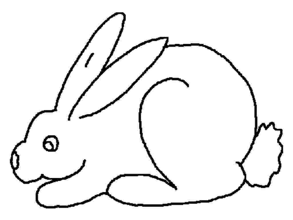 rabbit pictures to colour free printable rabbit coloring pages for kids pictures rabbit colour to