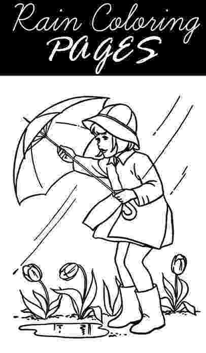 rain coloring page rain coloring page coloring home coloring rain page