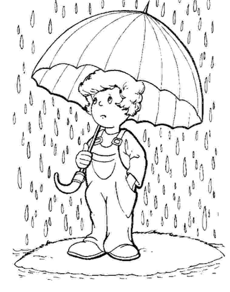 rain coloring page rain coloring pages coloring pages to download and print coloring page rain