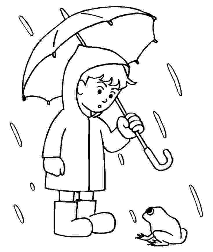 rain coloring page rain coloring pages coloring pages to download and print rain page coloring