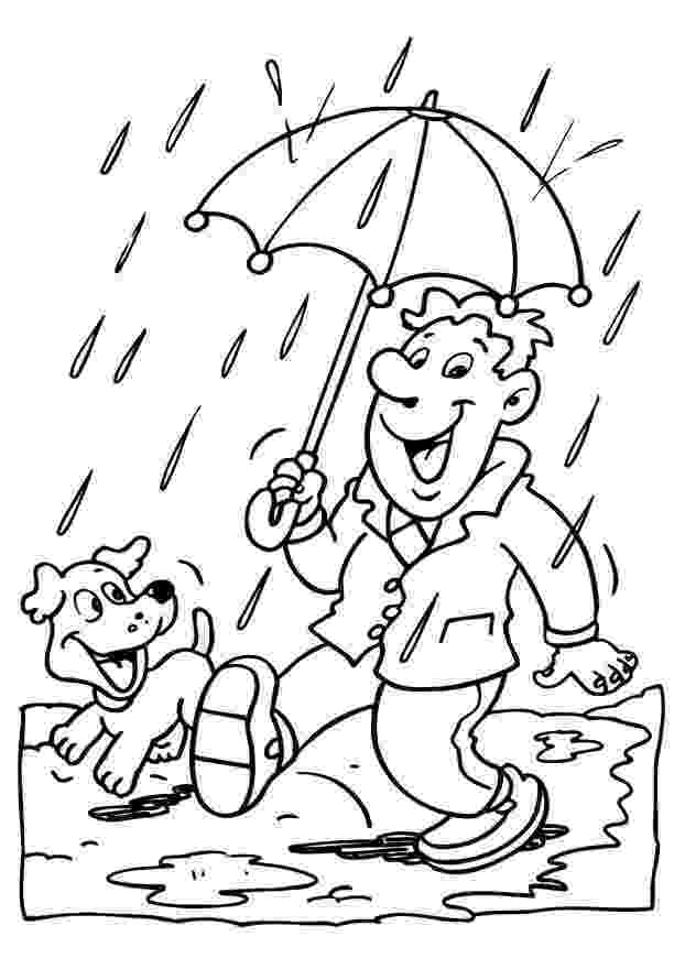 rain coloring page rain coloring pages to download and print for free coloring page rain