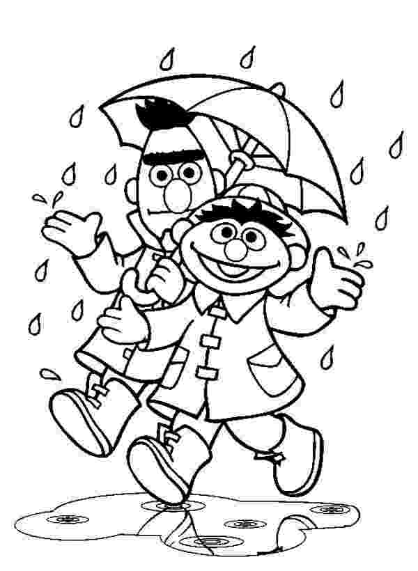 rain coloring page rain coloring pages to download and print for free rain coloring page