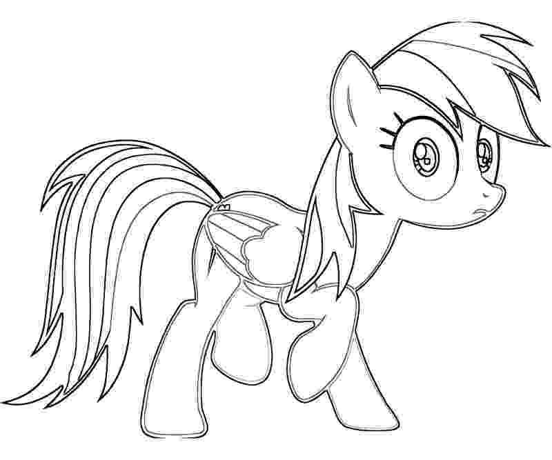 rainbow dash coloring my little pony rainbow dash coloring pages free download dash coloring rainbow