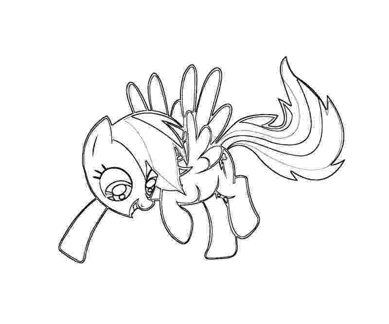 rainbow dash pictures to color printable my little pony coloring pages 320 my little rainbow to dash color pictures