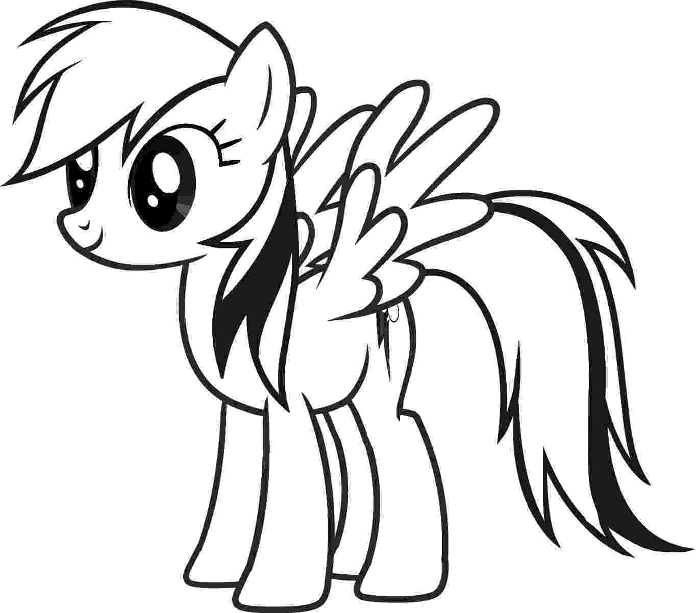 rainbow dash pictures to color rainbow dash coloring page clipart panda free clipart rainbow dash pictures to color