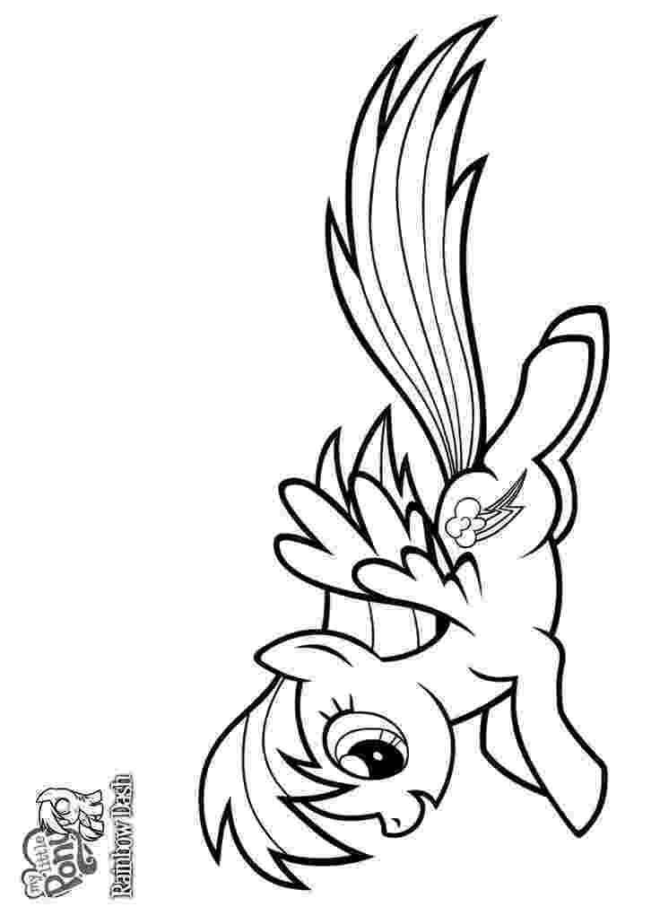 rainbow dash pictures to color rainbow dash coloring page coloring home dash rainbow pictures to color