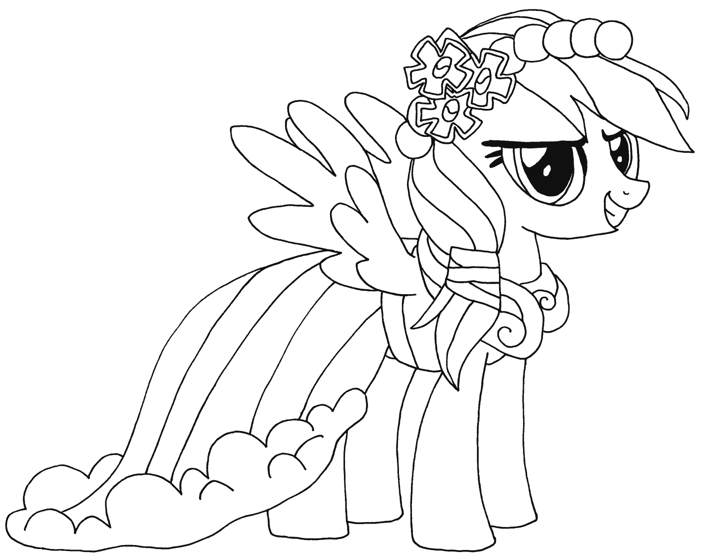 rainbow dash pictures to color rainbow dash coloring pages best coloring pages for kids rainbow color pictures dash to