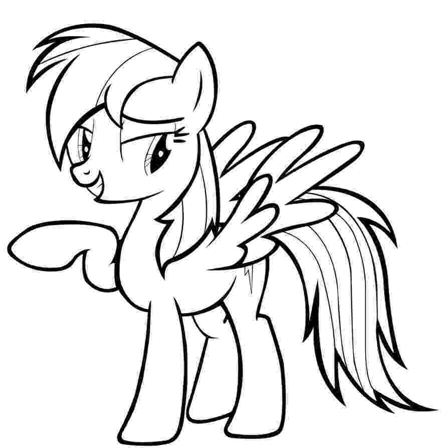 rainbow dash pictures to color rainbow dash coloring pages best coloring pages for kids to color dash rainbow pictures