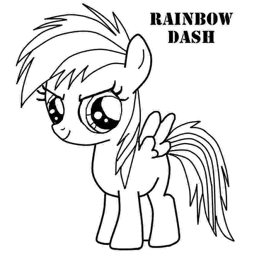 rainbow dash pictures to color rainbow dash coloring pages download and print for free to dash rainbow pictures color