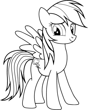 rainbow dash pictures to color rainbow dash coloring pages minister coloring dash pictures to color rainbow