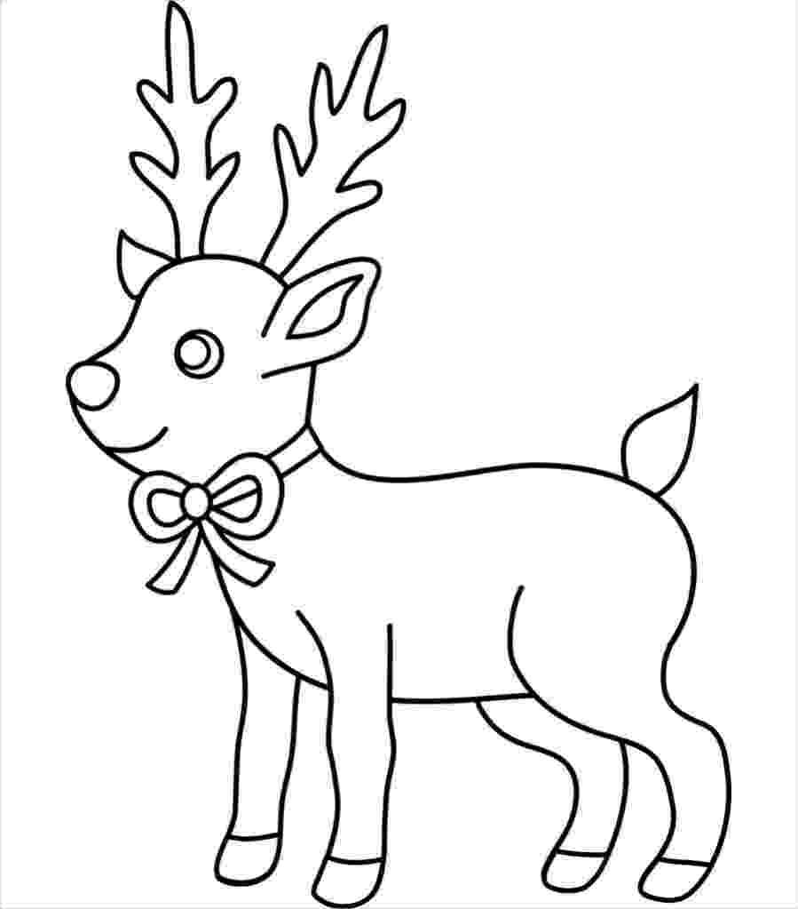 raindeer sketch 15 christmas drawings jpg ai illustrator download raindeer sketch